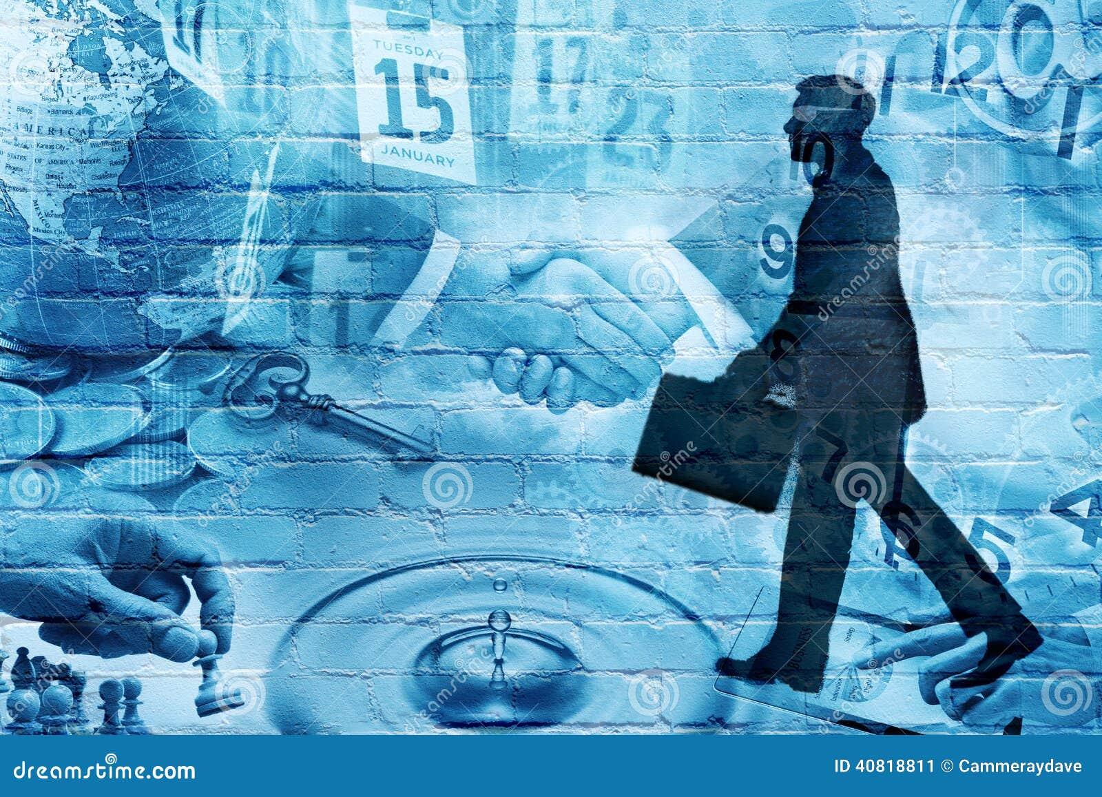 Business Management Venture Planning Graffiti Global