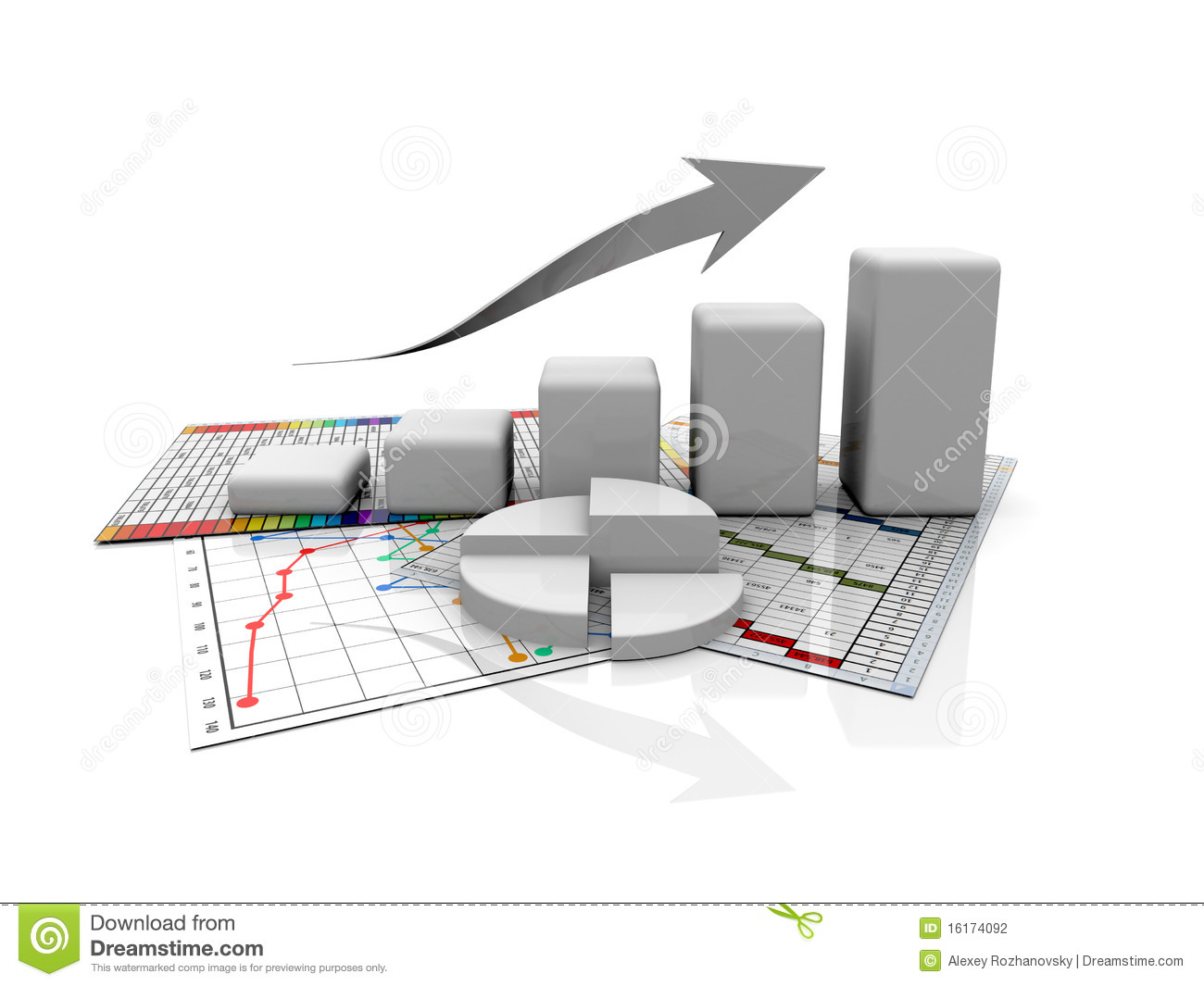 business graph  diagram  chart graphic stock photography   image    business graph  diagram  chart graphic