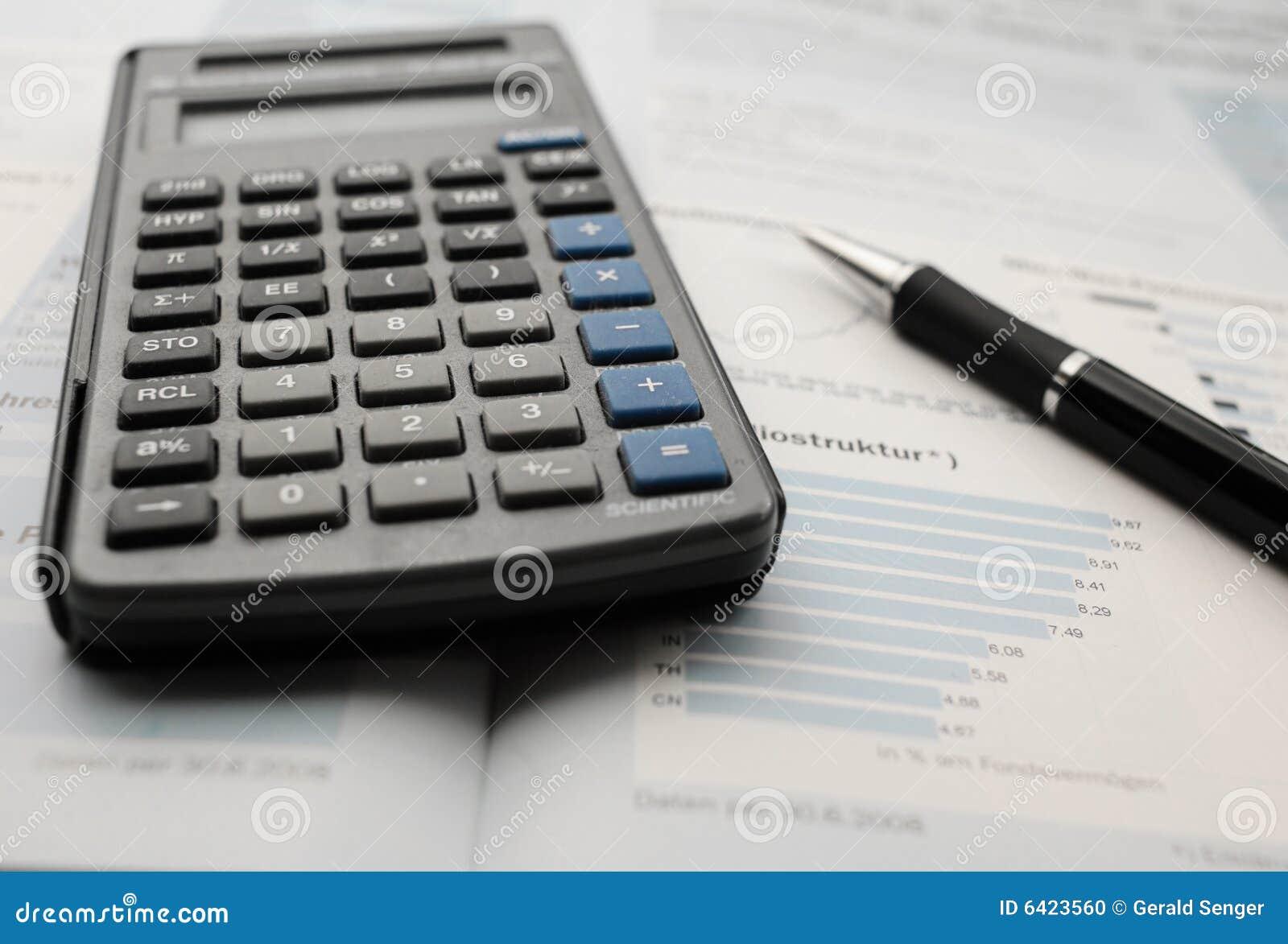 hand calculator