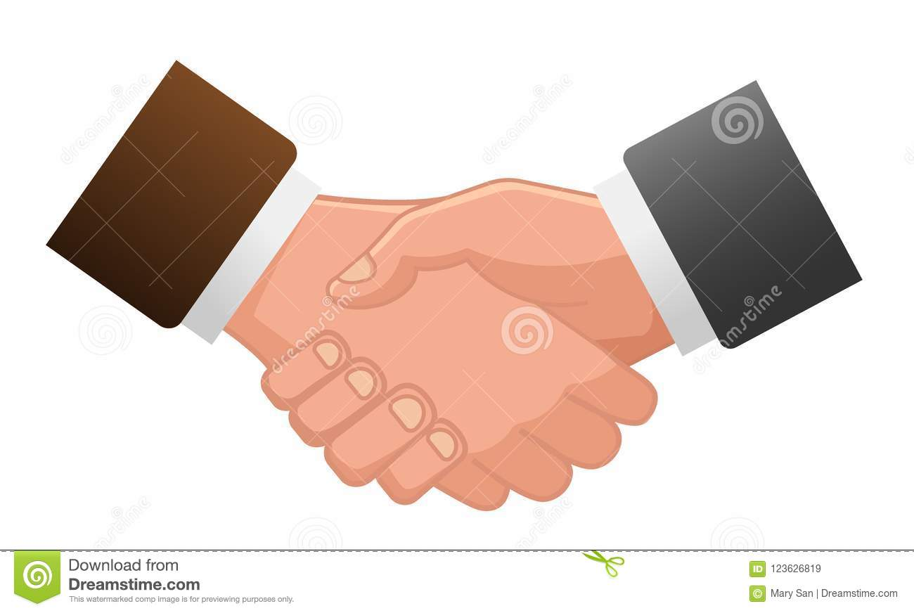 handshake icon contract icon agreement icon for app or website