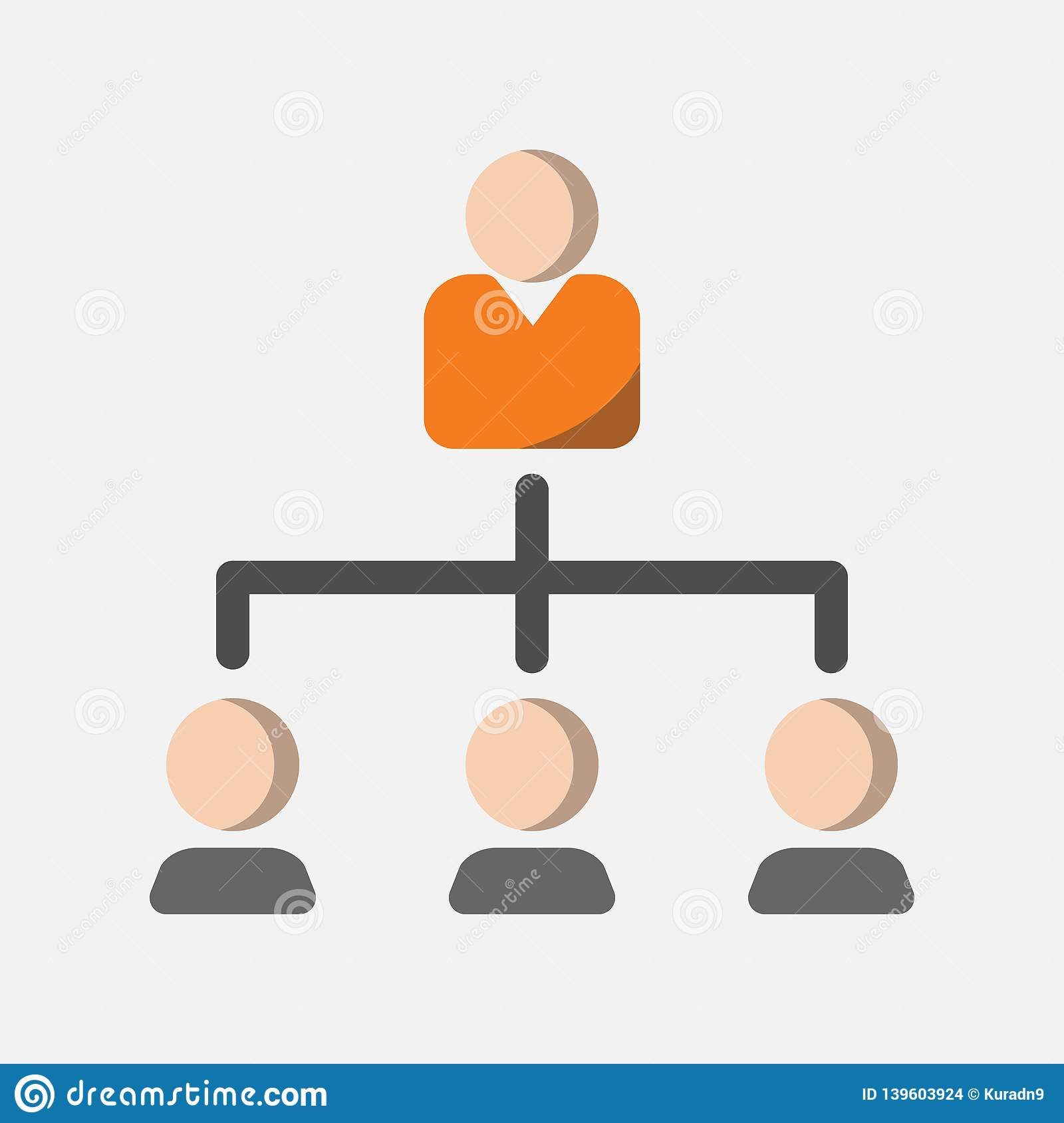 business icon organization structure and hierarchy icon in flat design stock vector illustration of flowchart corporate 139603924 https www dreamstime com business icon organization structure hierarchy icon flat design business icon organization structure hierarchy icon image139603924