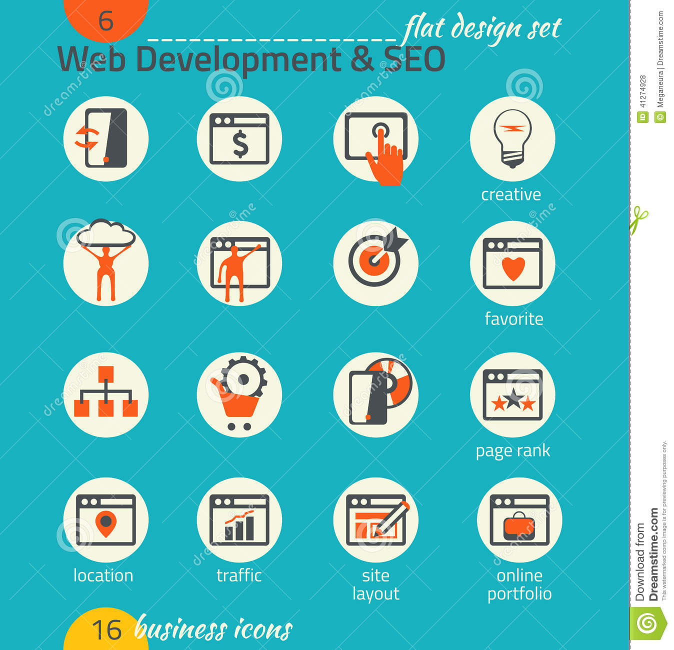 Business icon set software and web development seo marketing business icon set software and web development seo marketing altavistaventures Images