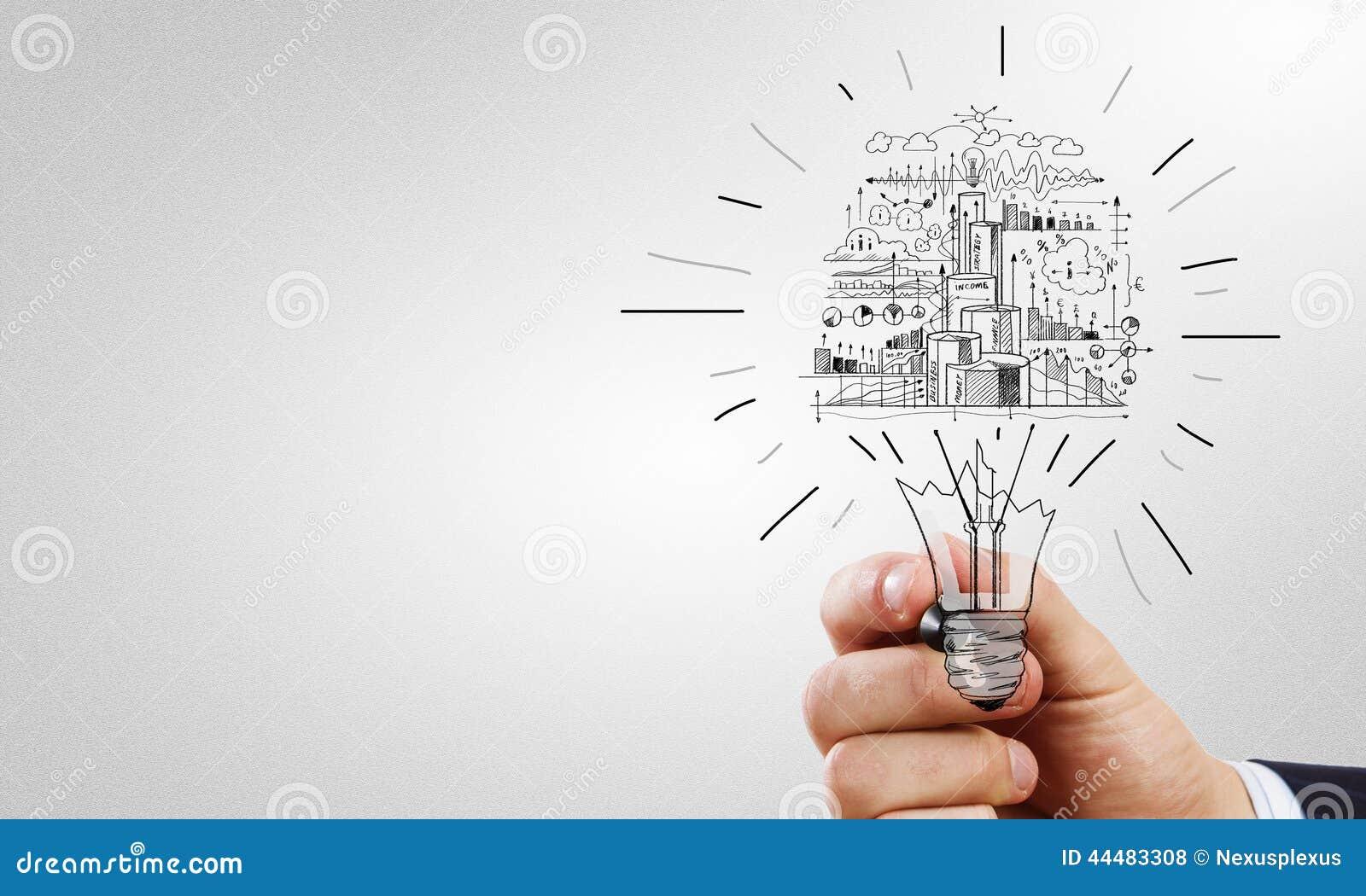 Business Ideas Stock Photo Image Of Architect Intelligence 44483308