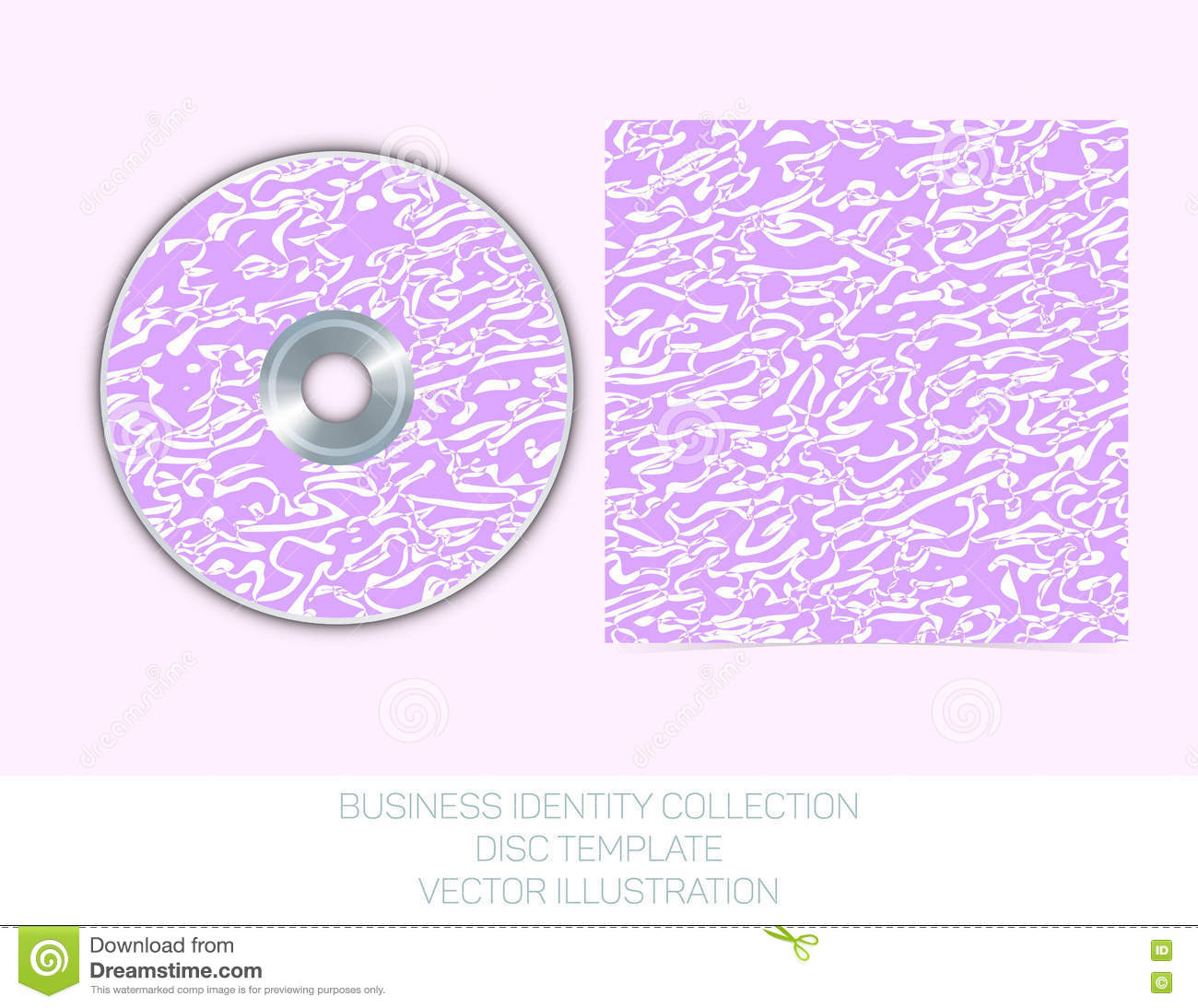 business identity collection mauve orchid violet chaos cd or