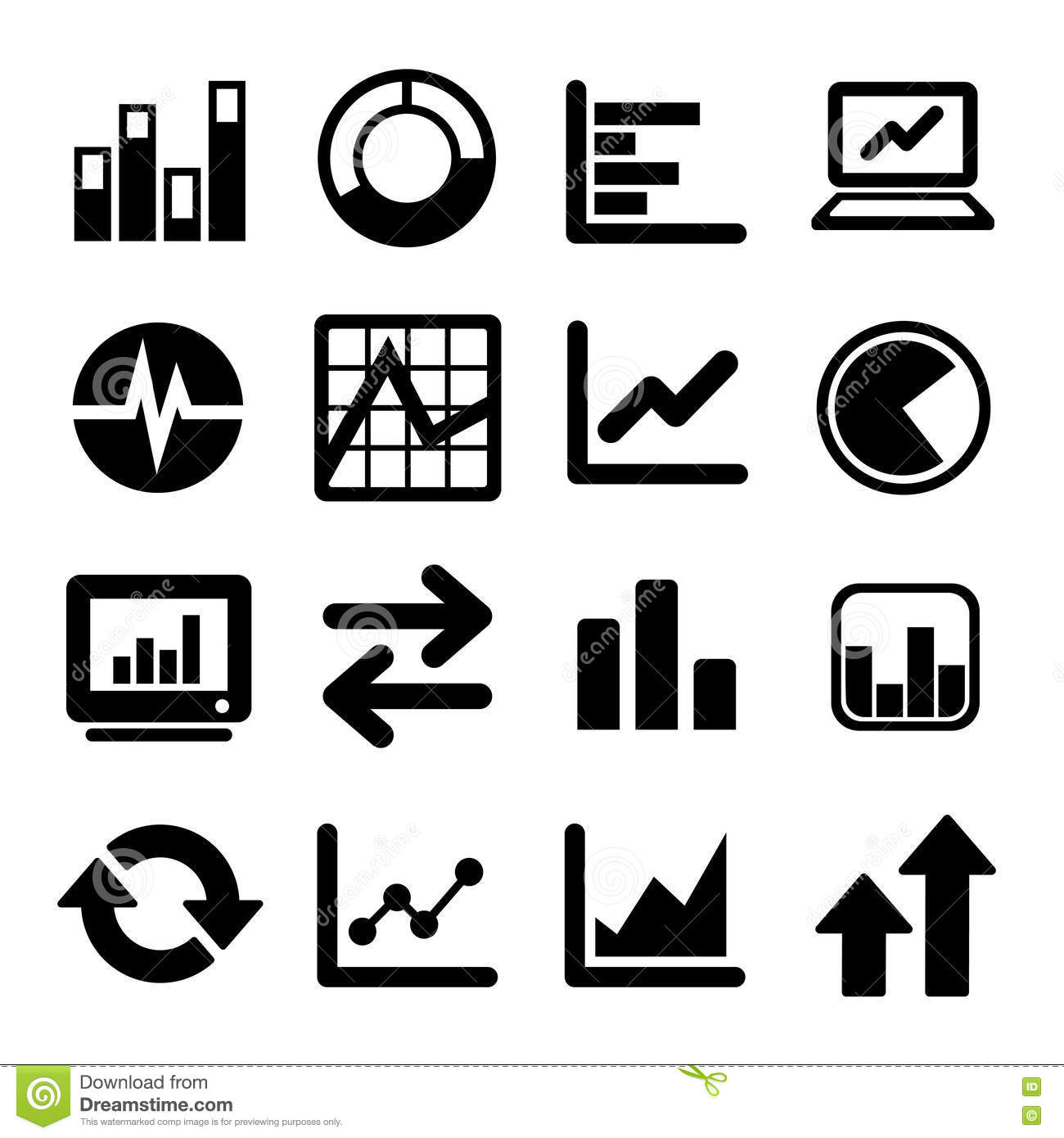 Business Infographic Icons Stock Images - Image: 35219934