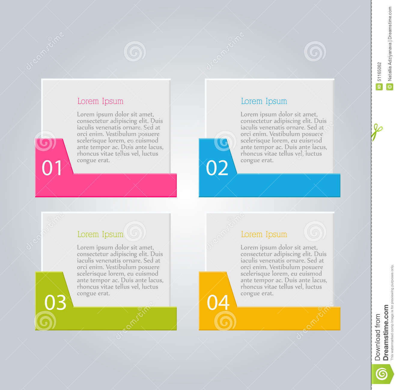 business infographic template for presentation, education, web, Presentation templates