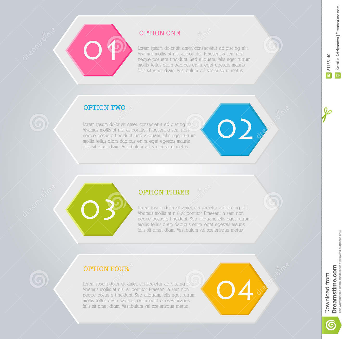 Business infographic template for presentation education for Infographic brochure template
