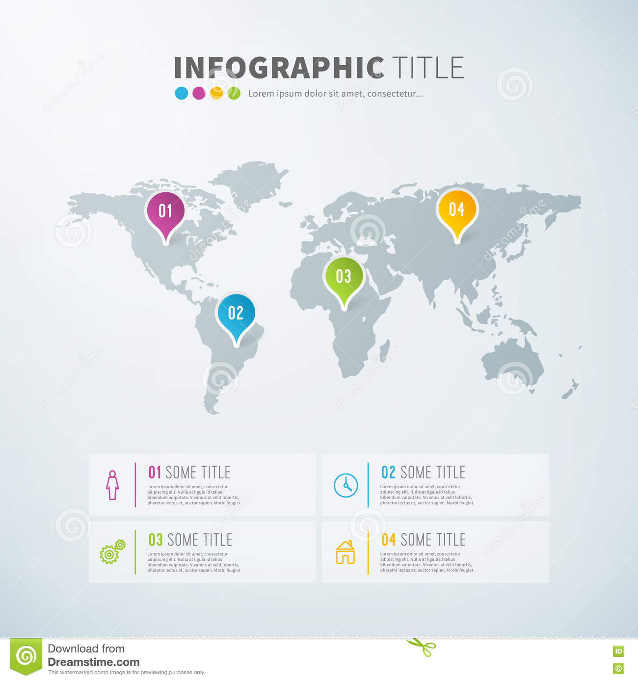 Business infographic world map statistics template with icons stock download business infographic world map statistics template with icons stock vector illustration of financial publicscrutiny Image collections
