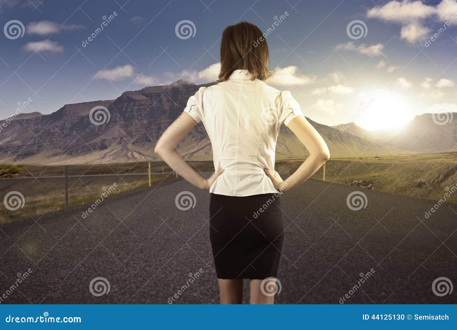 Traveling inward journey as metaphor