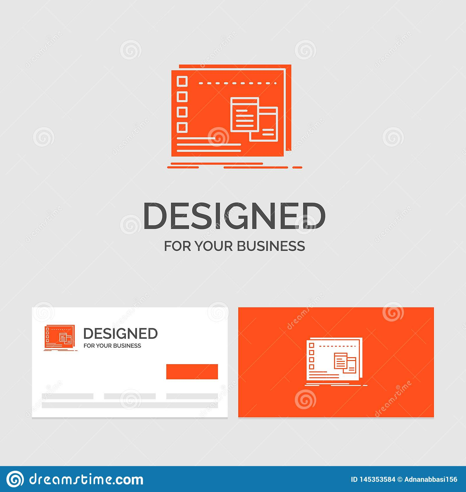 Business Logo Template For Window, Mac, Operational, Os