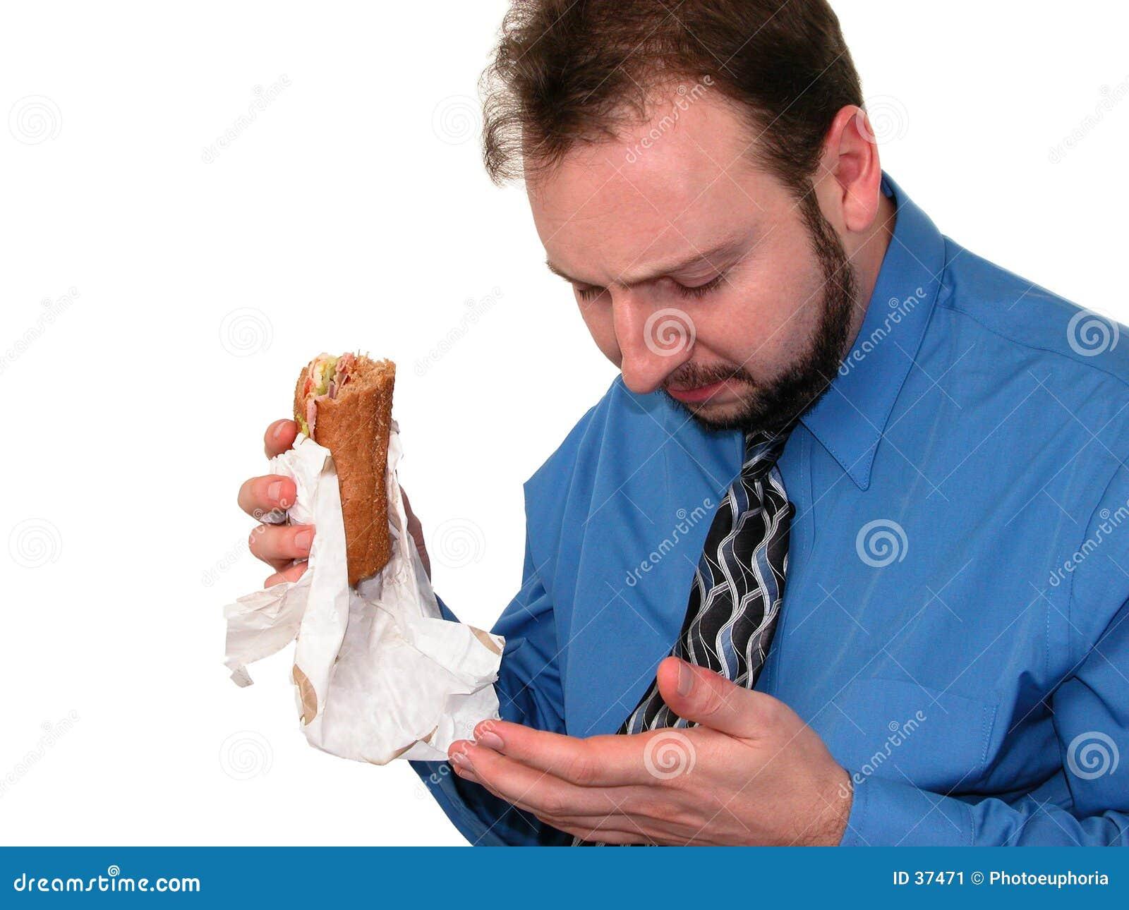 Business: Lunch Break (2 of 4)
