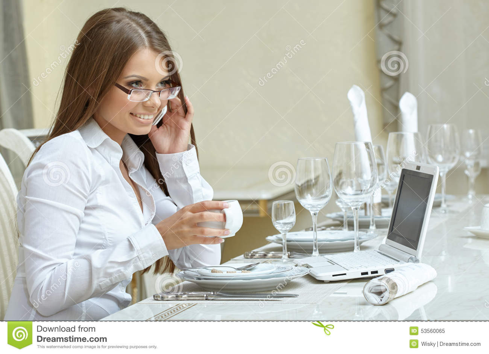 Секс во время обеда 10 фотография