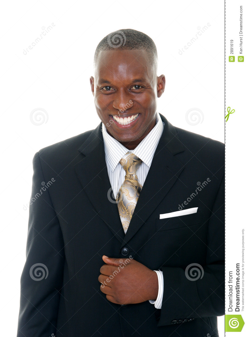 Business Man In Black Suit 1 Stock Image - Image: 2891619 Young Businessman Fashion