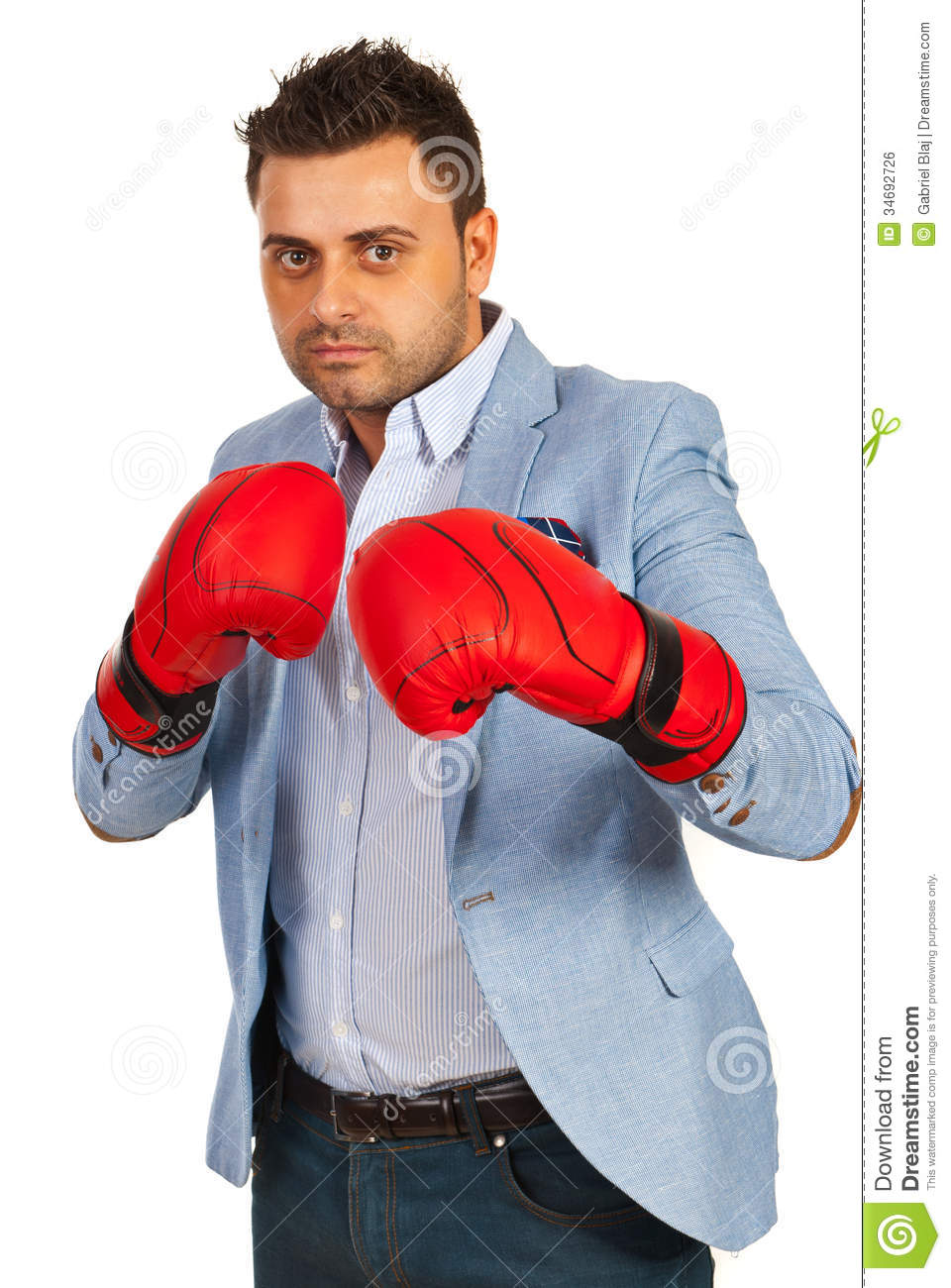 Boxing Gloves Man Wiring Diagrams With Linearregulator Current Source Circuit Diagram Tradeoficcom Business Stock Photo Image Of Businessman Rh Dreamstime Com Mini
