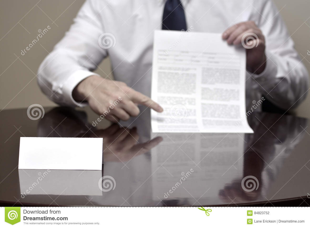 Business man businessman at desk with papers and card making han business man businessman at desk with papers and card making han colourmoves