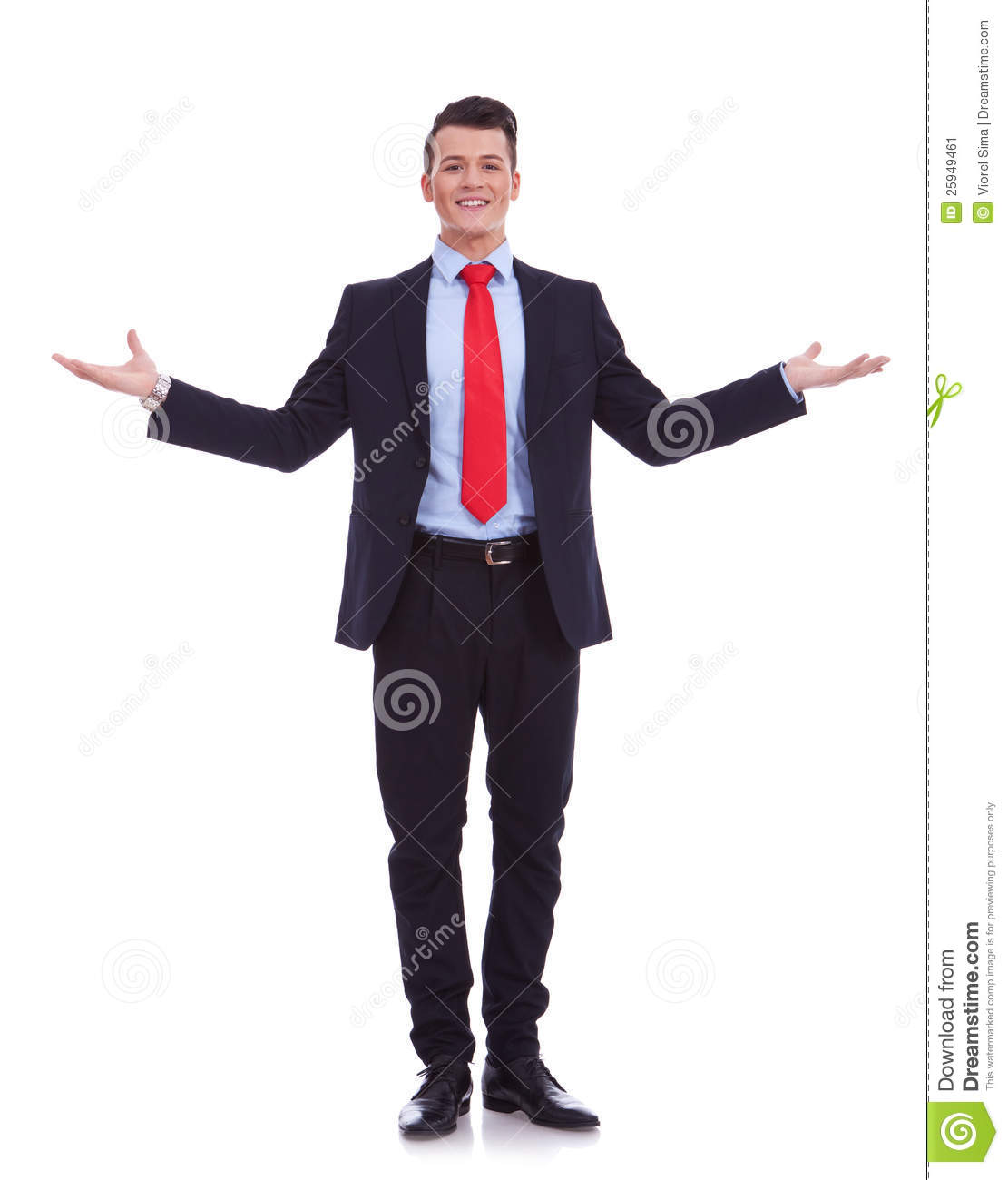 Business Man With Open Arms Stock Image - Image: 25949461 | 1111 x 1300 jpeg 71kB