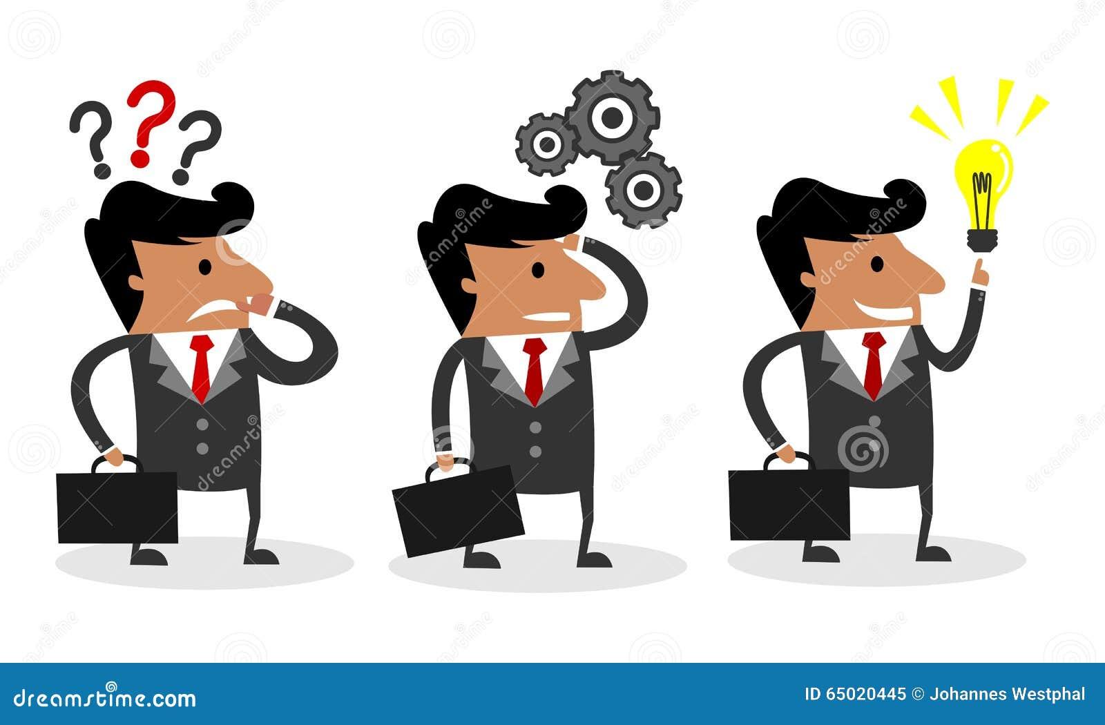 business-man-solving-problem-three-phase