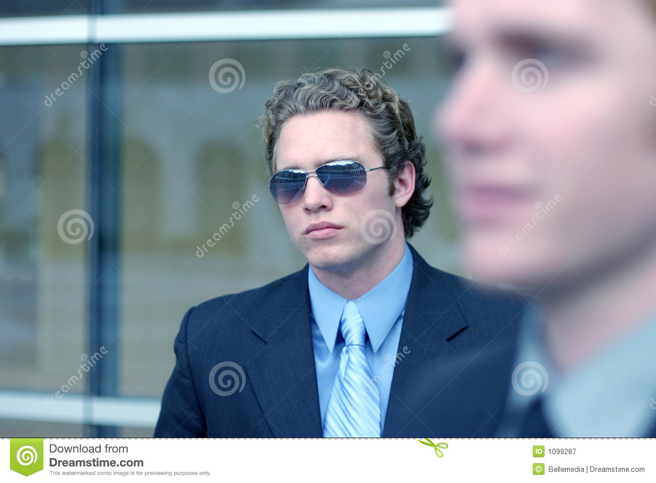 Business man with sunglasses 9