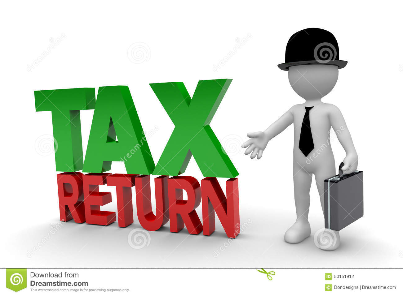 property income tax return form