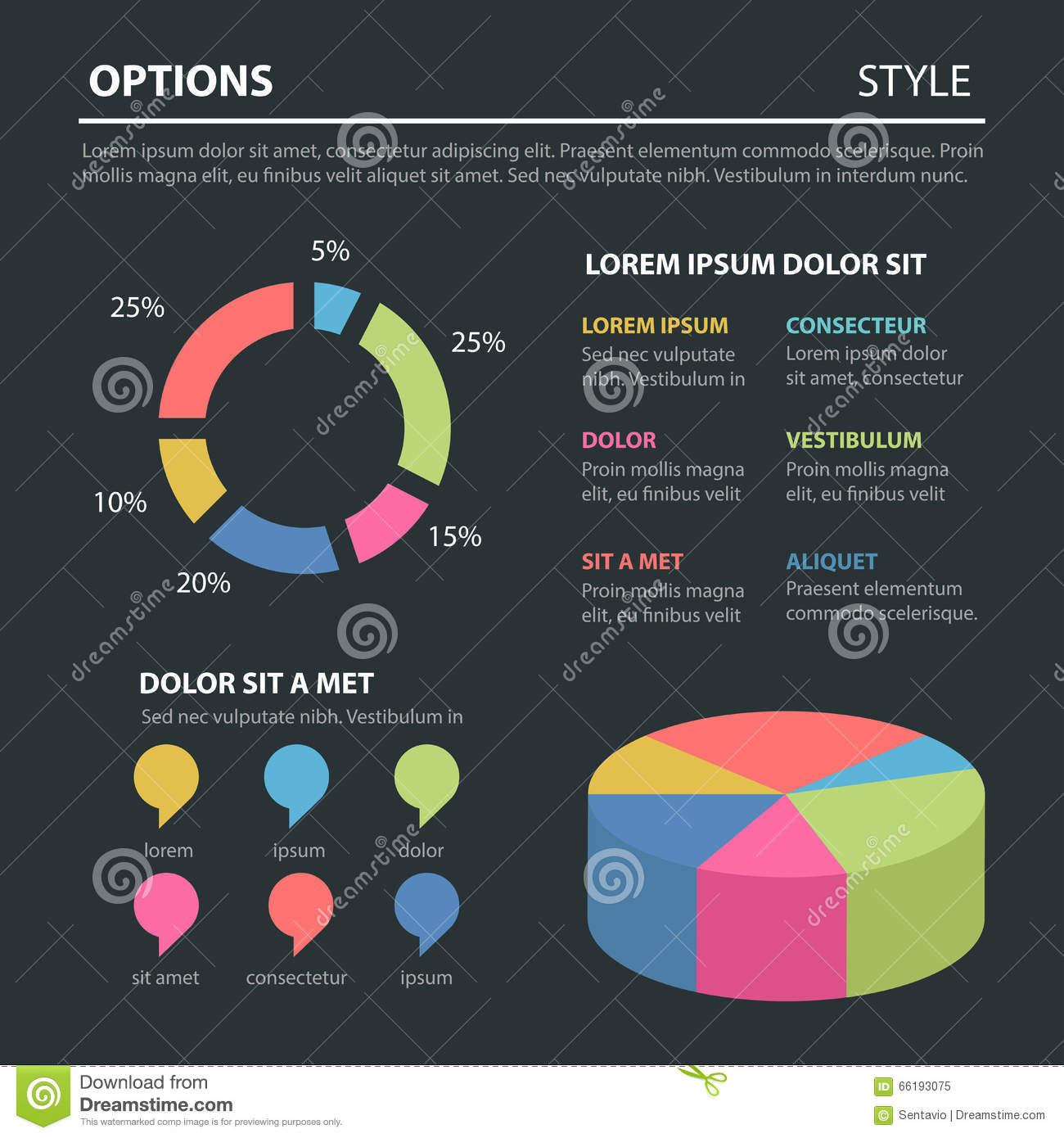 Business marketing flat vector infographics pie chart graph data business marketing flat vector infographics pie chart graph data nvjuhfo Image collections