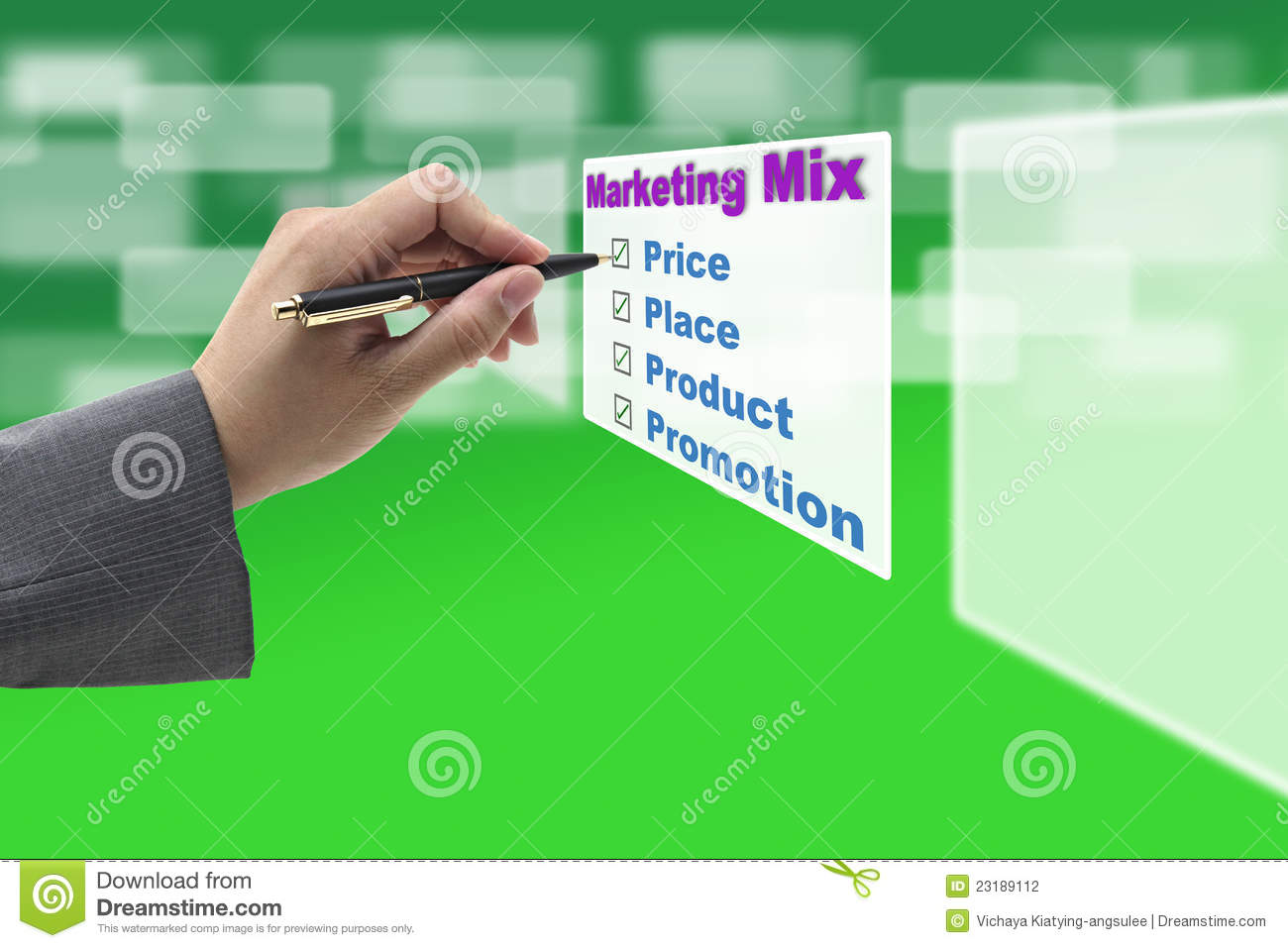 proton company marketing mix Thus, depending on the objectives that the company has, it can change the marketing mix variables (for example, a lower price of a product can be combined with a lower cost for promotion or a better quality product.