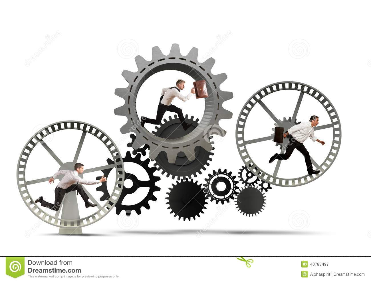 the organization as a machine Organizations are not machines the idea that a large organization would approach an important initiative without a specific plan.