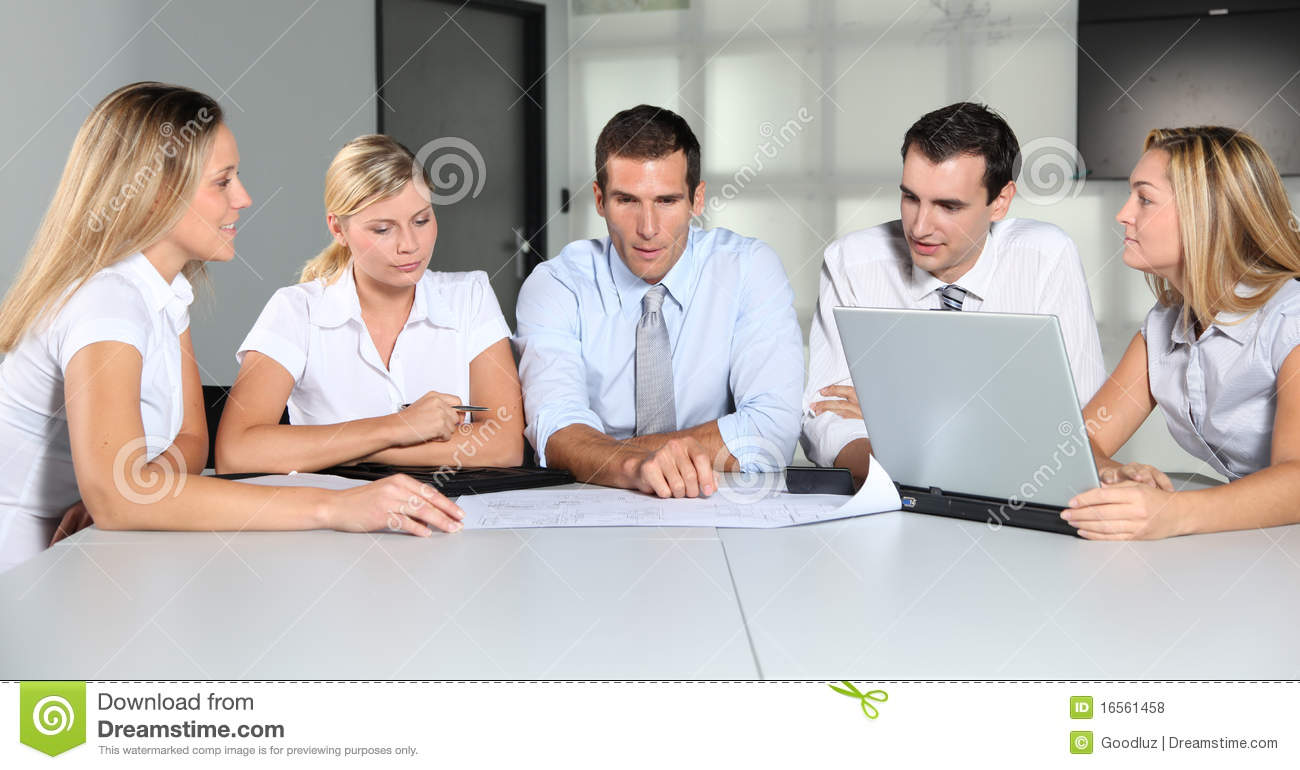 Business Meeting Royalty Free Stock Photos - Image: 16561458: dreamstime.com/royalty-free-stock-photos-business-meeting...