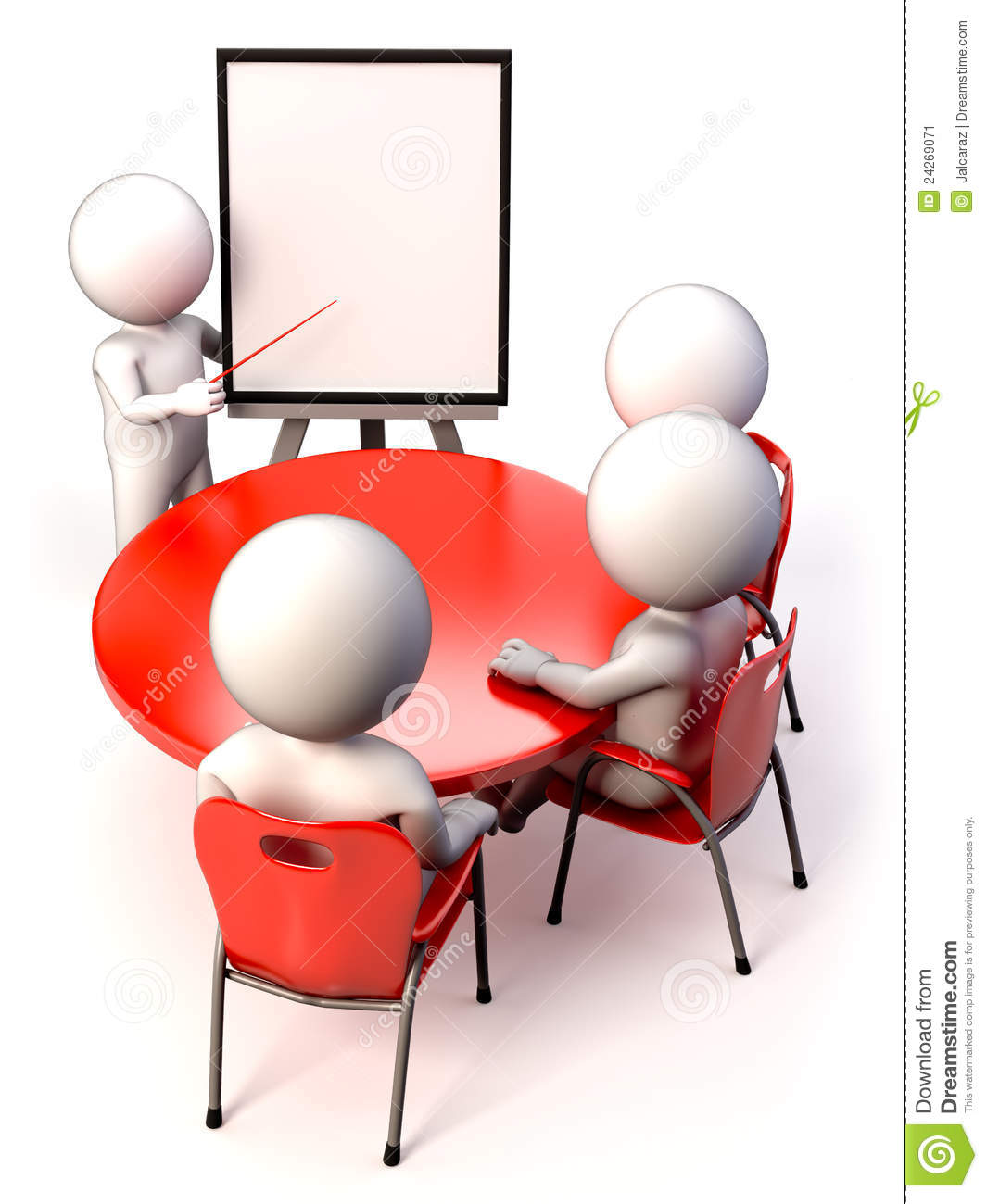 Business Meeting Stock Image Image 24269071