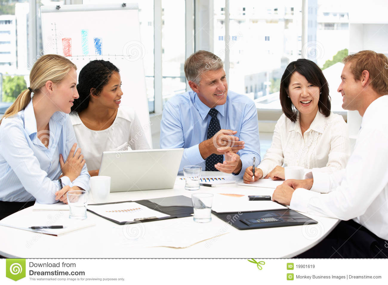 office meeting pictures. Business Meeting In An Office Pictures M