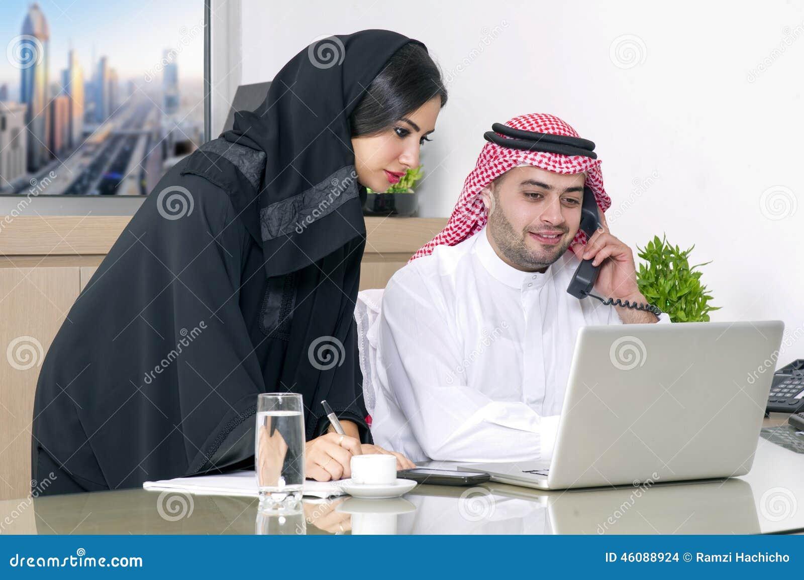 Secretary working on a raise 4