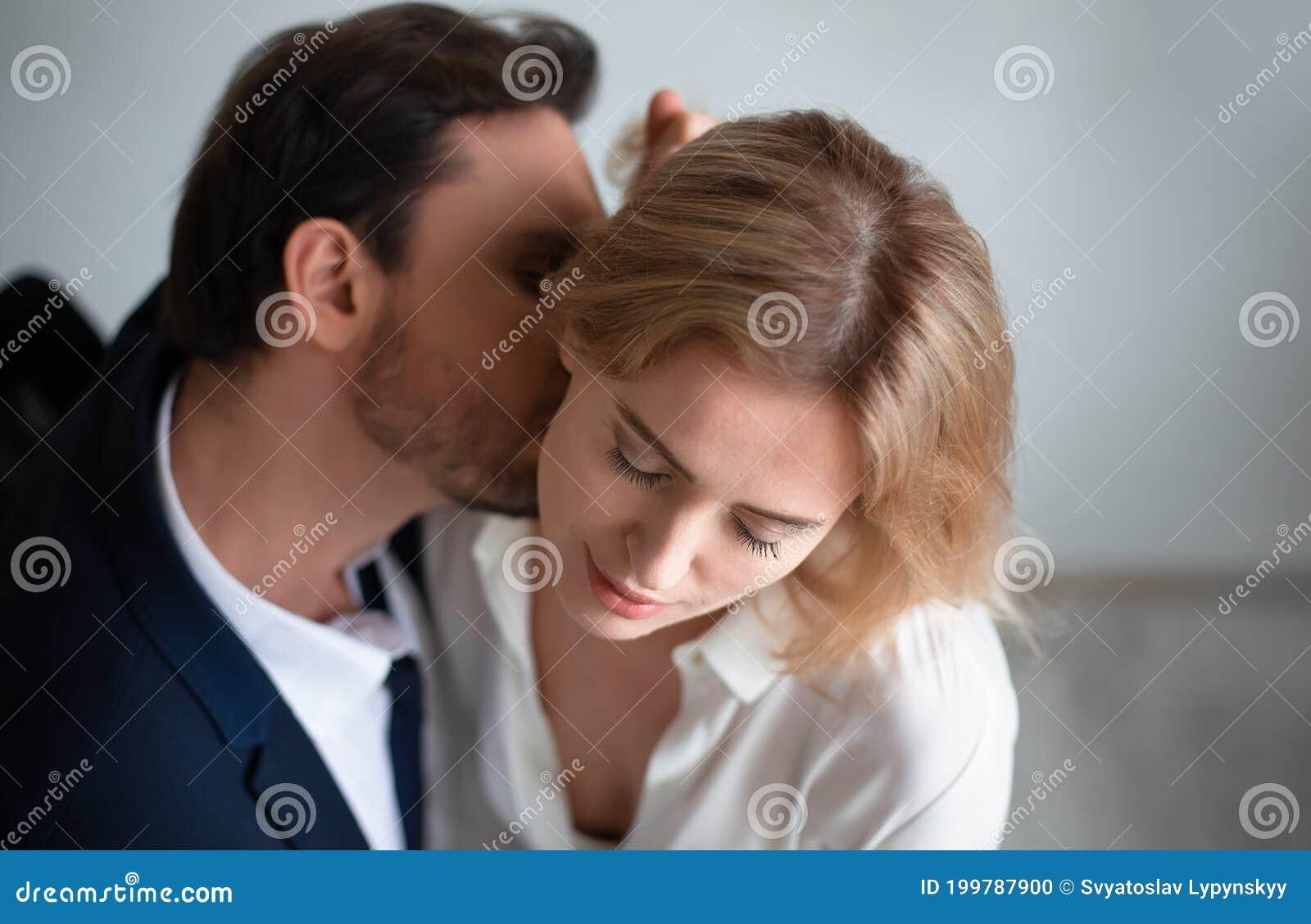At work men kiss men 10 Ways