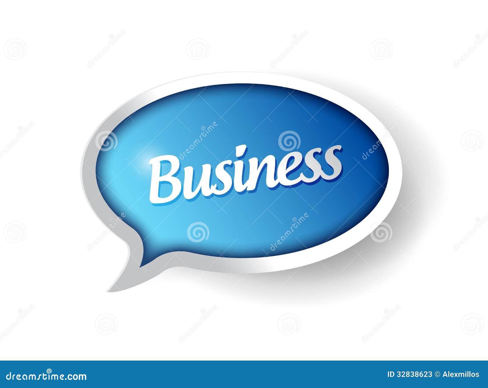 download business message communication bubble stock illustration illustration of chatting illustration 32838623