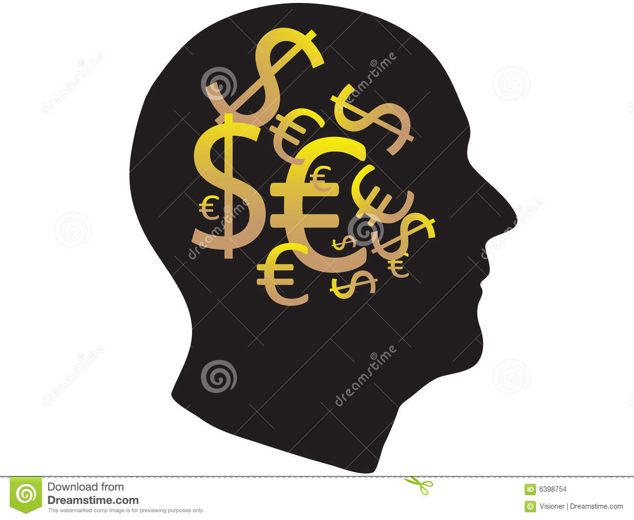 Business Mind Stock Images