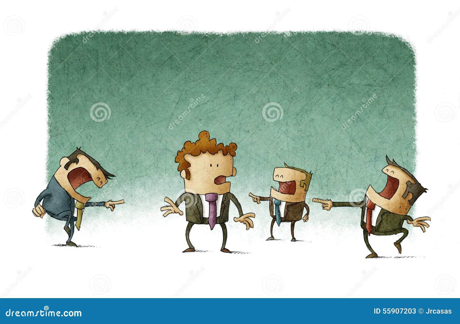 Business mobbing