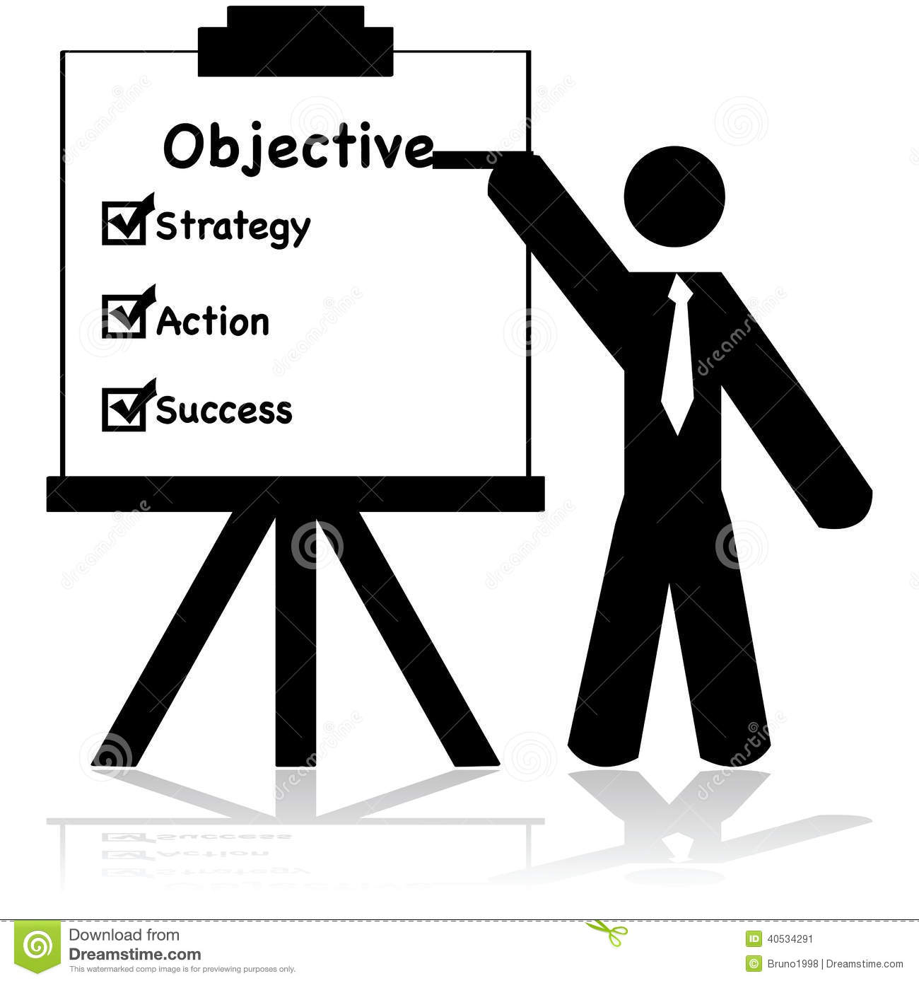 business objectives stock illustration illustration of rectangle clip art with design in center rectangle clip art with curved edges