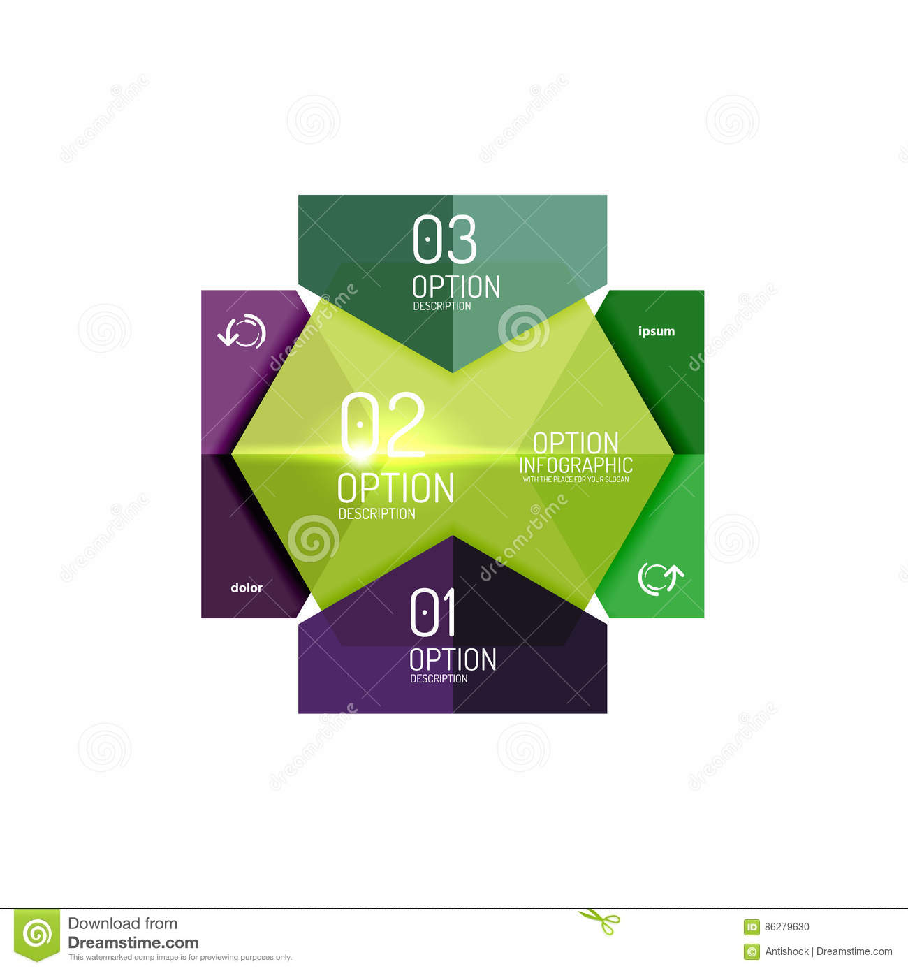 Business option diagram templates stock illustration illustration download business option diagram templates stock illustration illustration of design diagram 86279630 ccuart Images