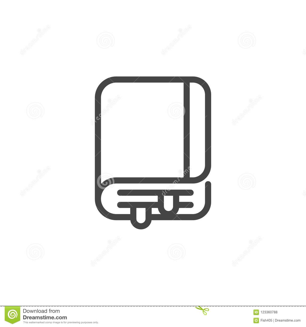 Business Organizer Icon Folder With Documents Business Card Holder