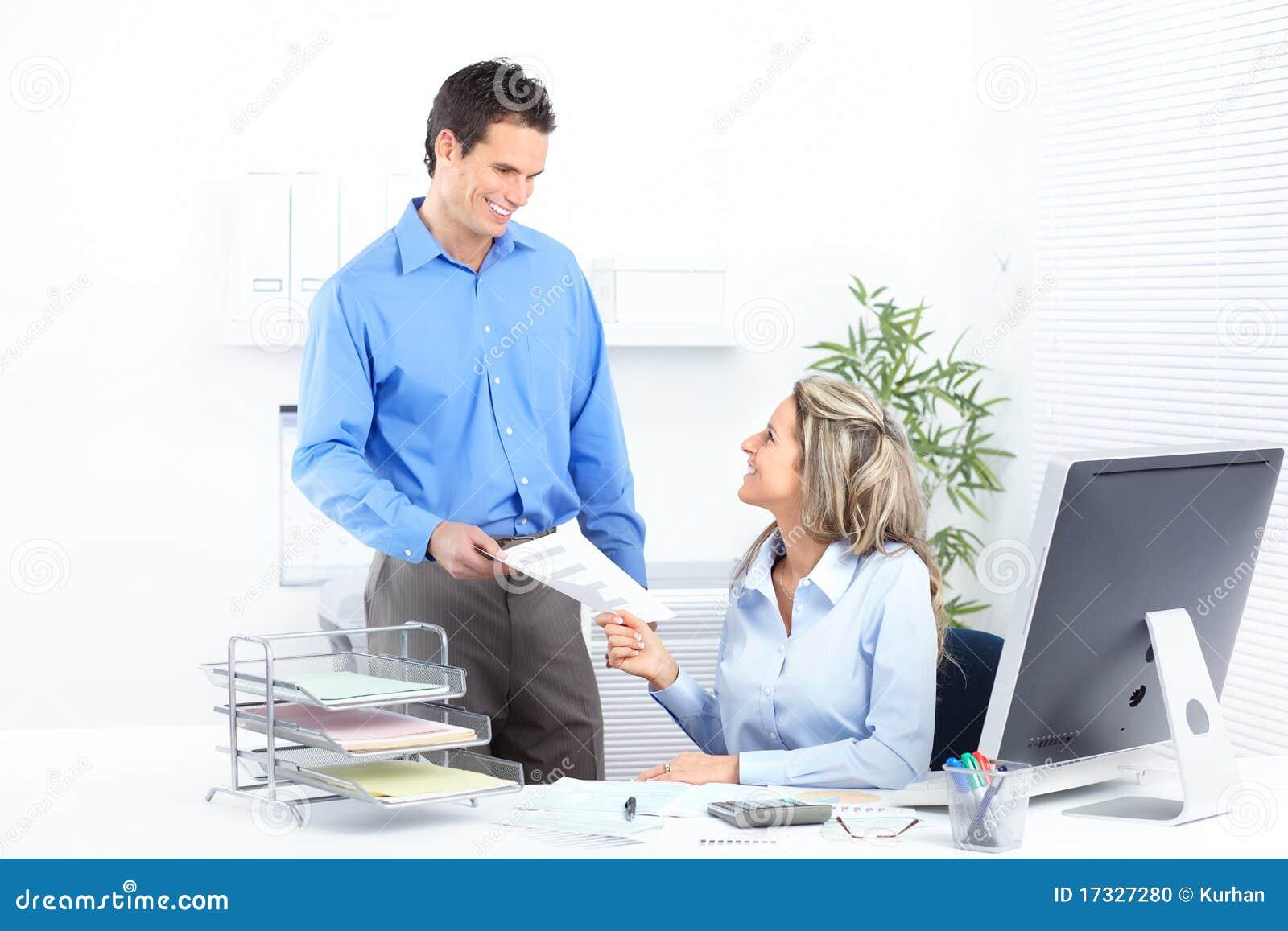 Business People Stock Photo - Image: 17327280