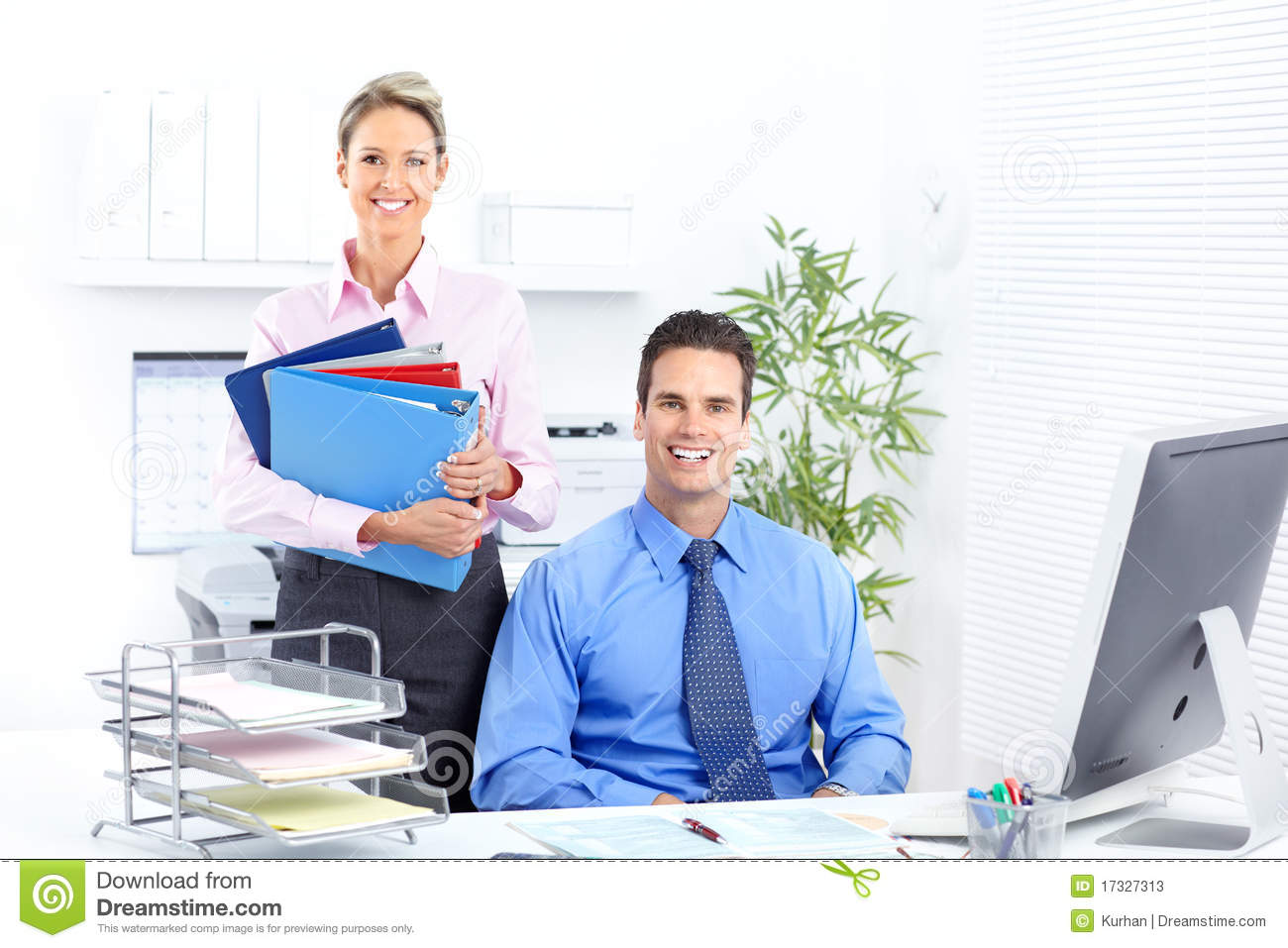 Business People Stock Photos - Image: 17327313