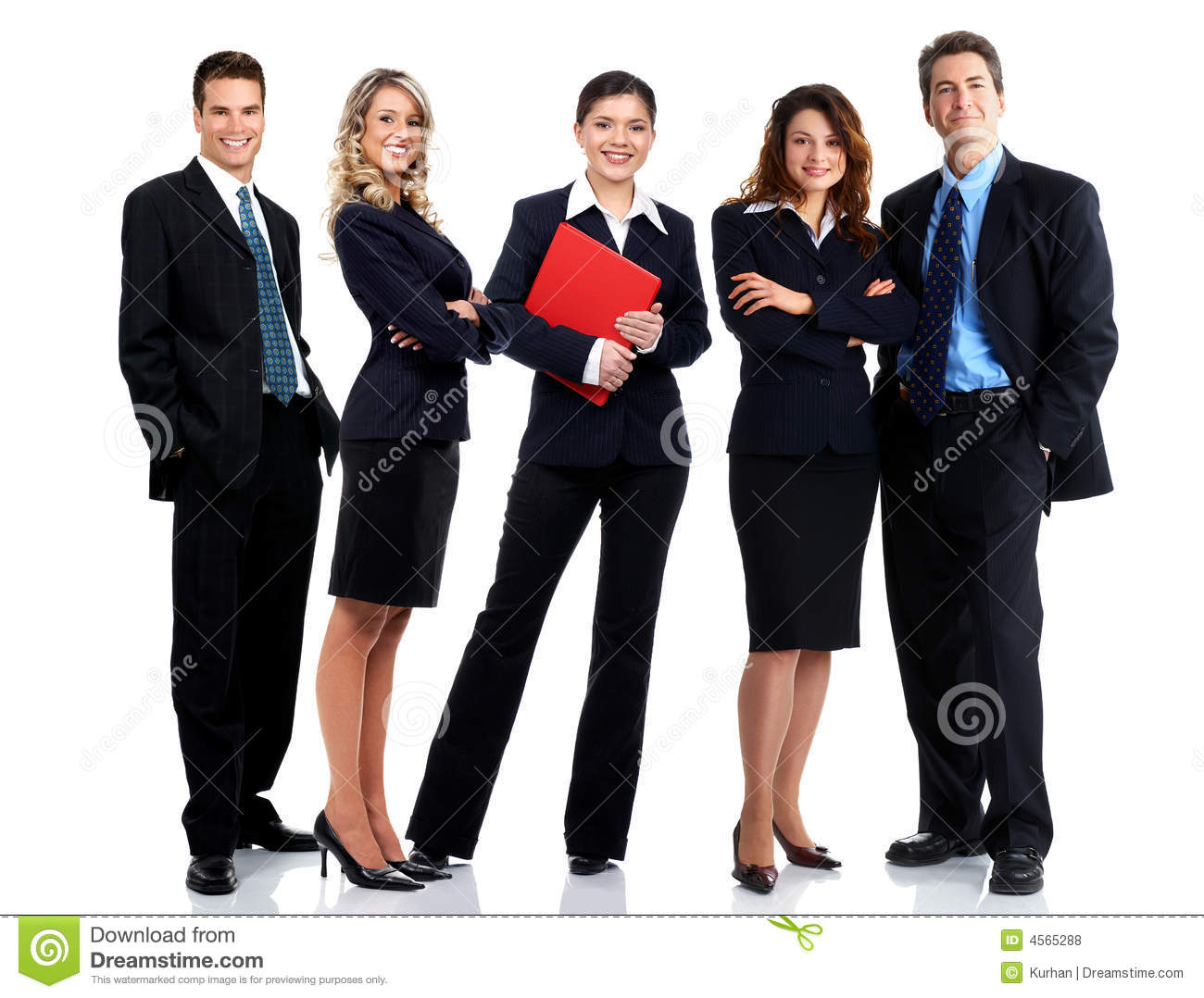 Business People Royalty Free Stock Photos Image 4565288