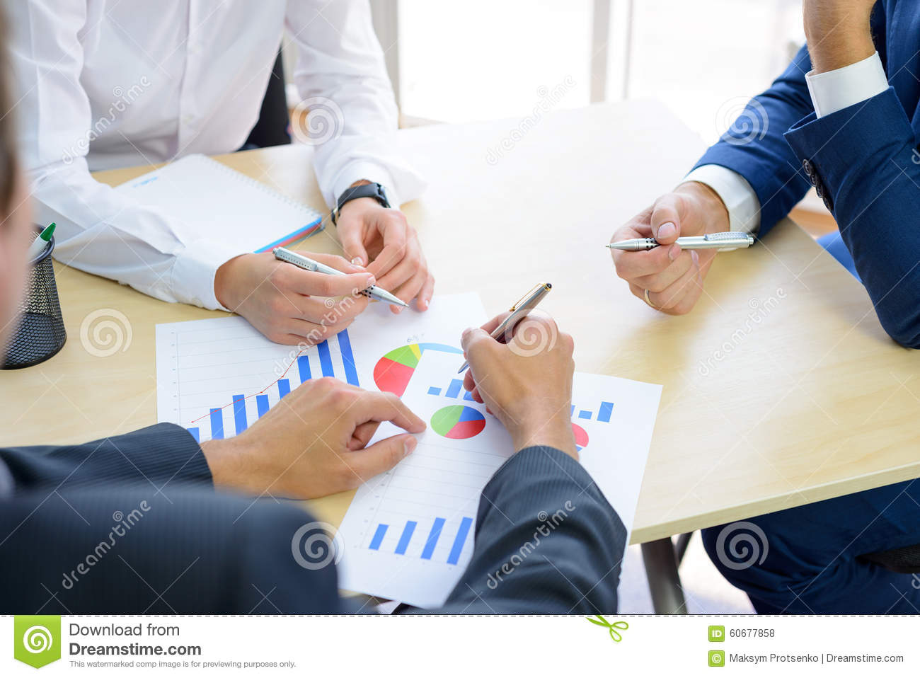 Business People Stock Photo - Image: 53496239
