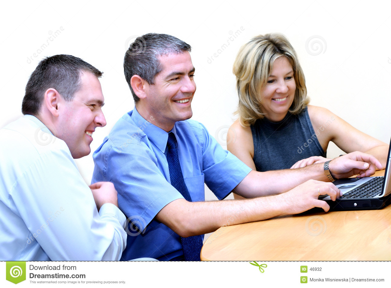 Business People - Browsing WWW 2