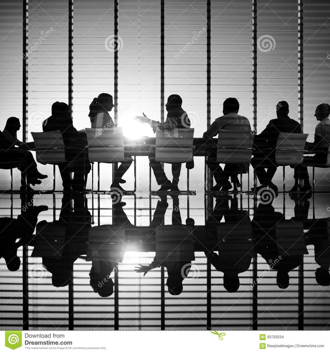 office meeting. Business Communication Meeting Office