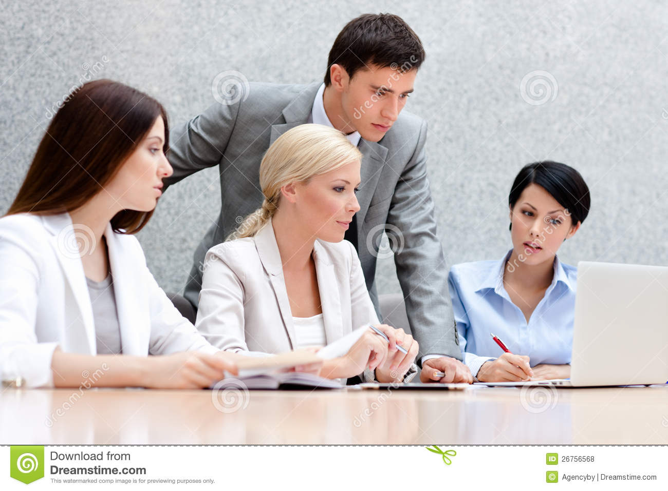business at work royalty free stock photography business discuss their work stock photo image of 765