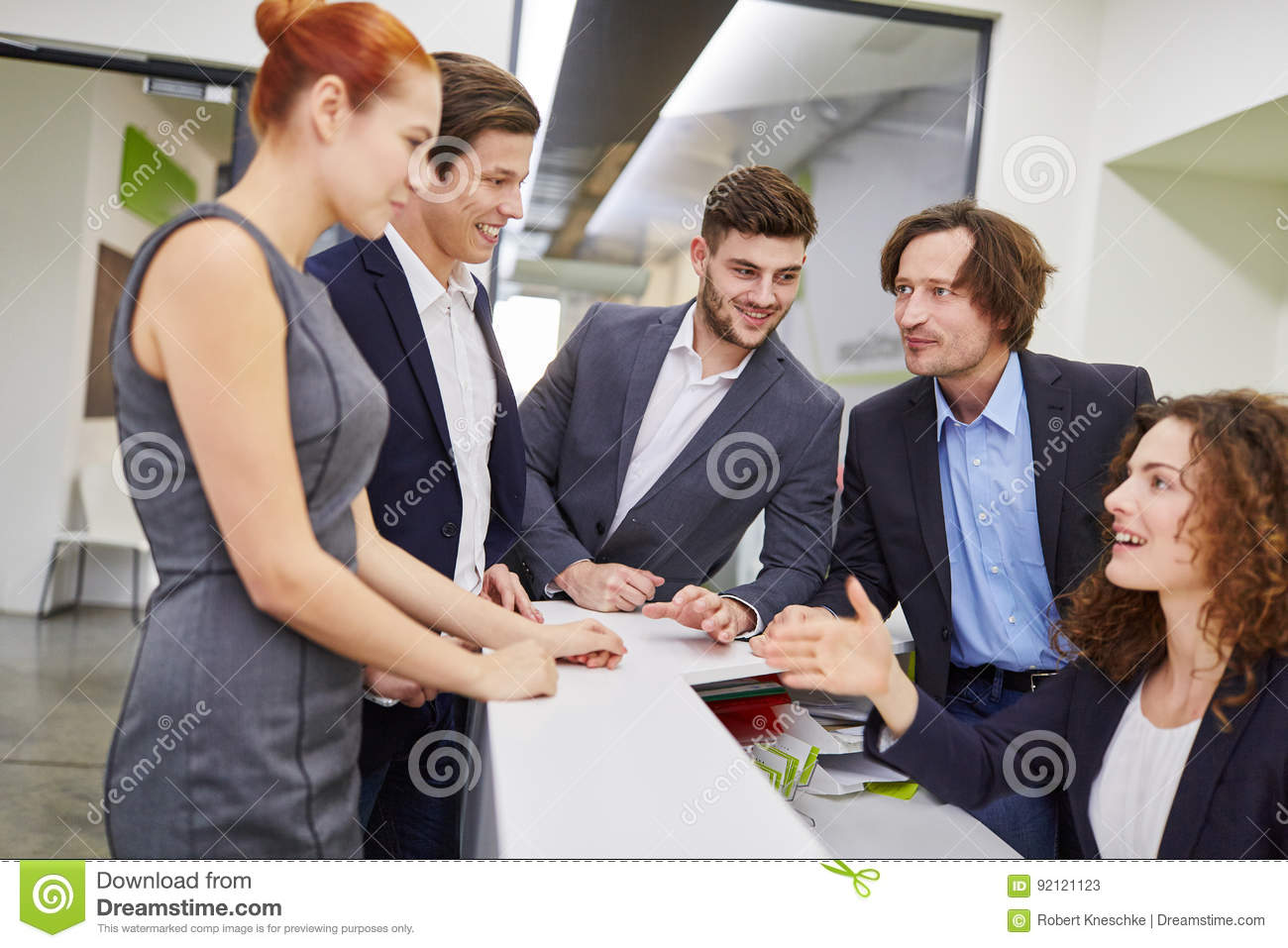 Business people greeting each other stock image image of employee download business people greeting each other stock image image of employee start 92121123 m4hsunfo