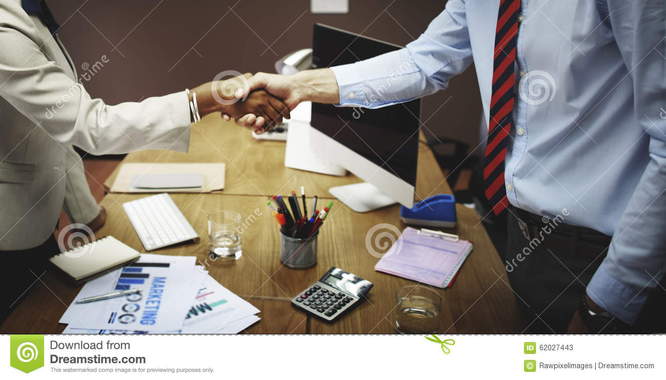 Business people handshake greeting deal at work photo free download - Business People Handshake Greeting Deal Concept Stock Photo