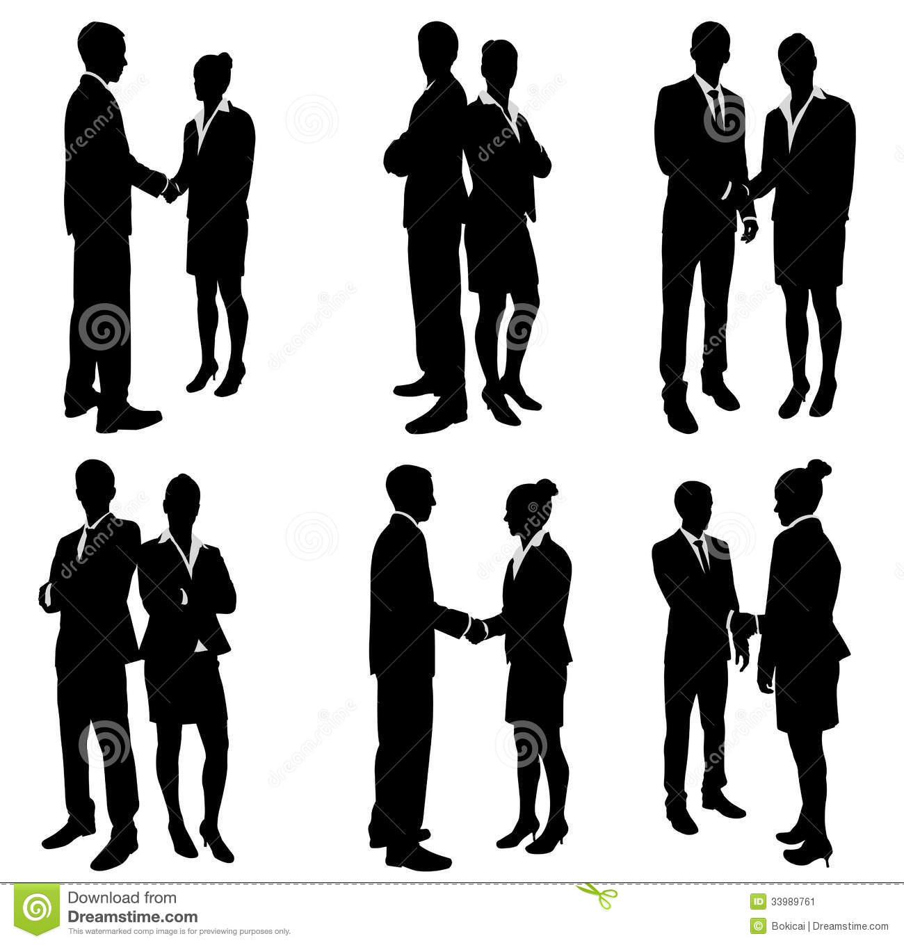 Business people handshake greeting deal at work photo free download - Business People Handshake Silhouettes Stock Image