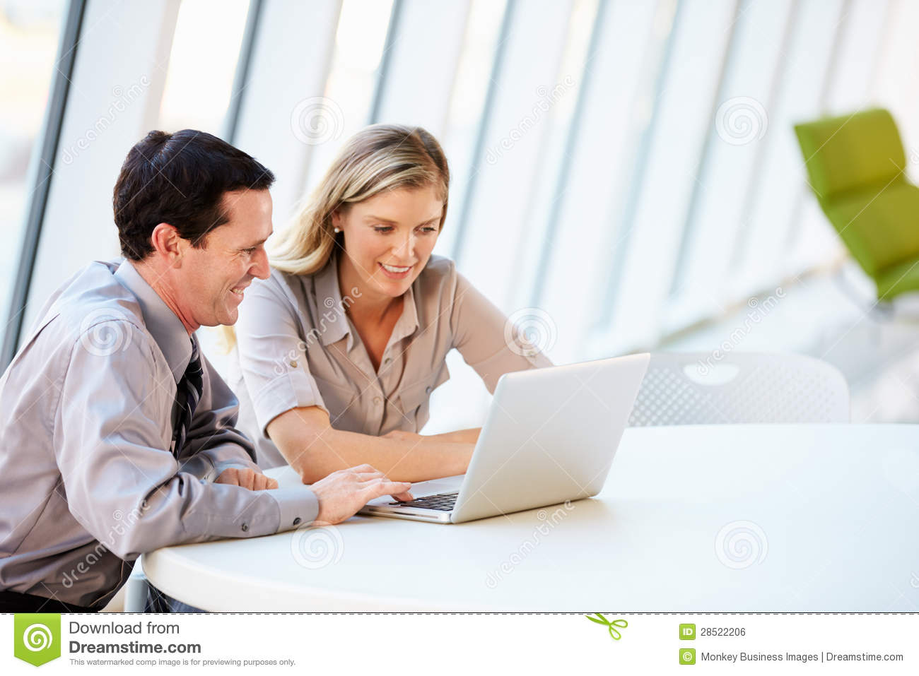 business at work royalty free stock photography business meeting around table in modern 765