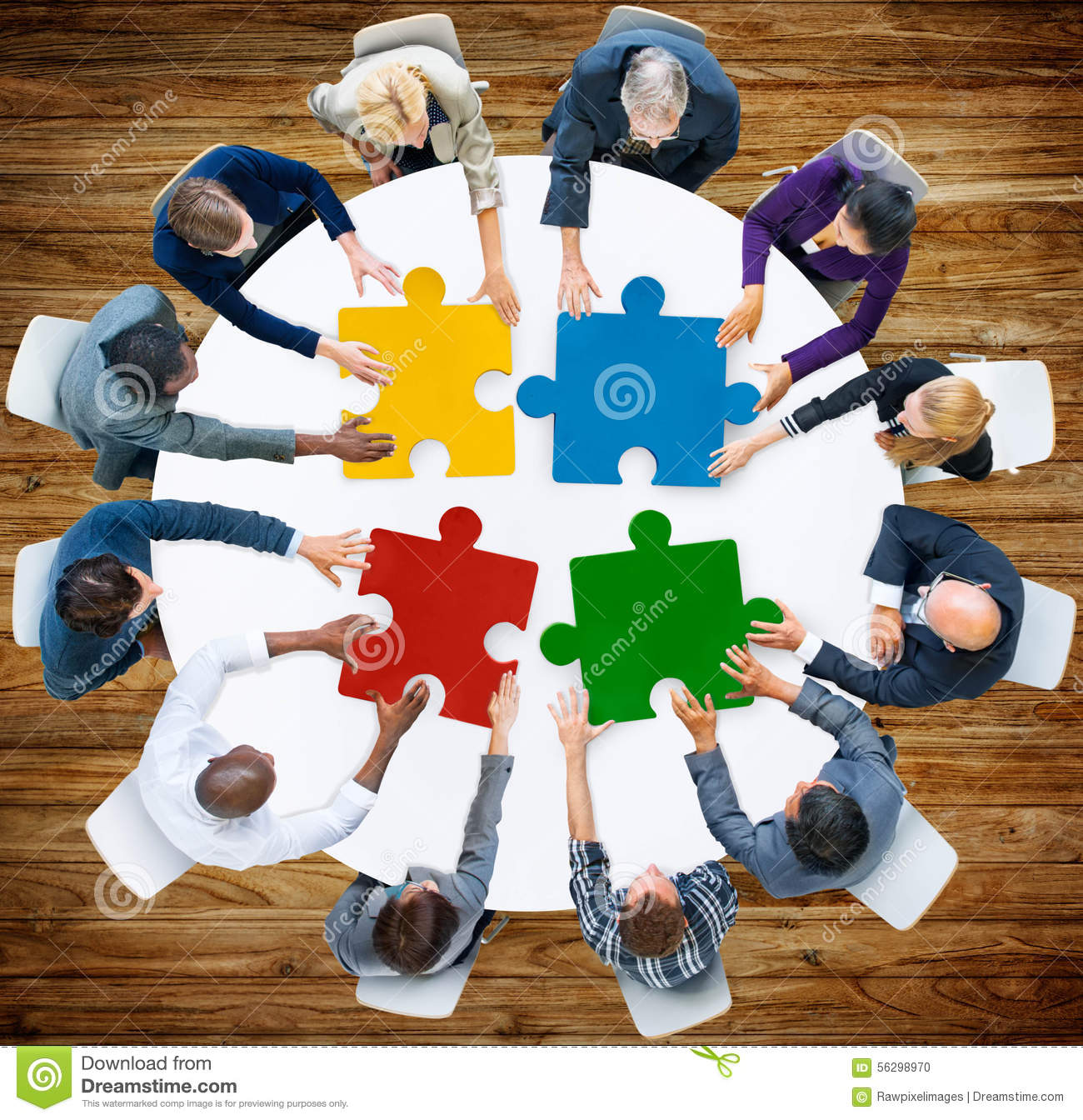 Collaborative leadership: moving from top-down to team