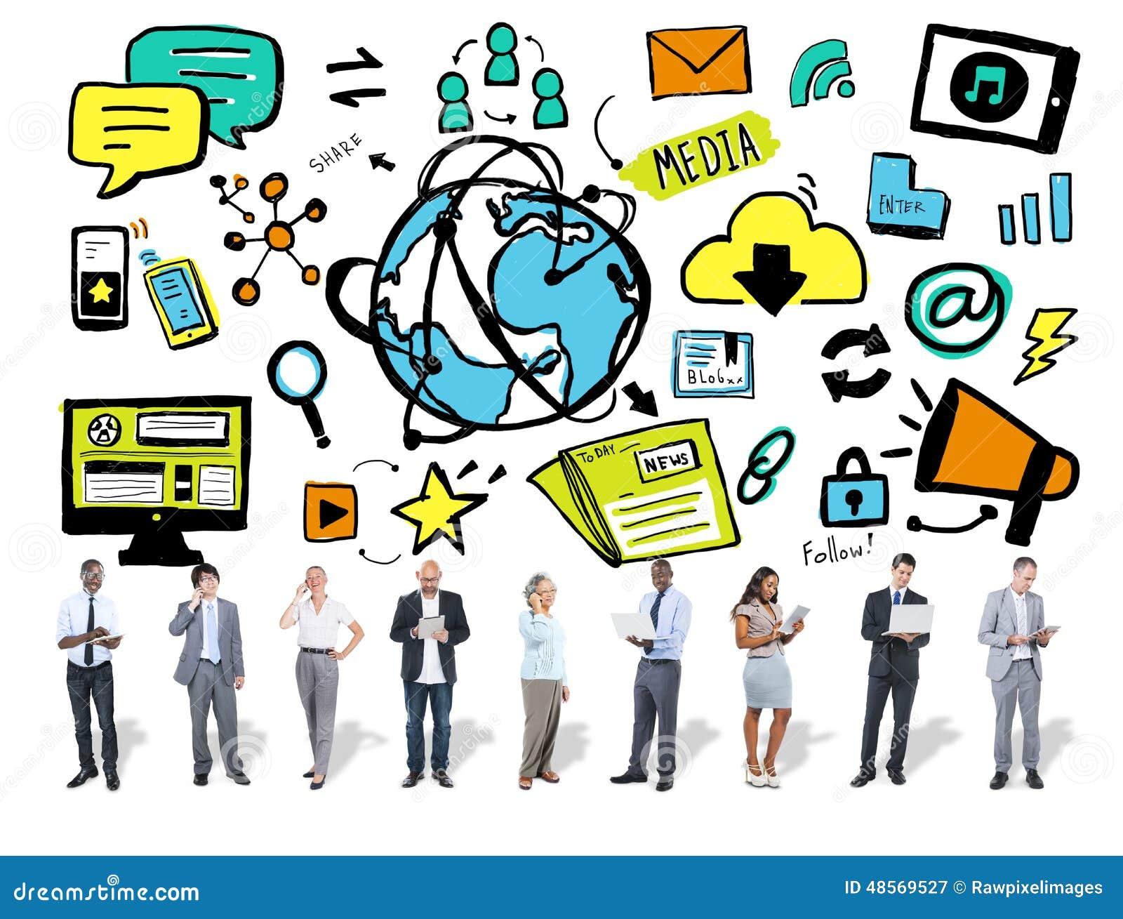 Digital Communications and Media/Multimedia